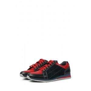Мужские стильные кроссовки из натуральной кожи
